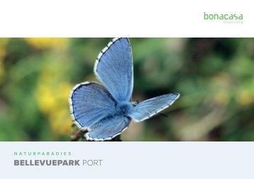 Dokumentation Naturparadies Bellevuepark Port
