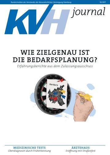KVH Journal 10/2017