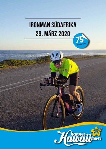 Hannes Hawaii Tours - IM Südafrika 2020 Stempel DE
