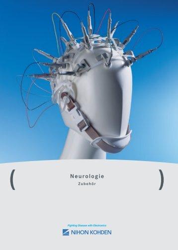 Katalog - Martin Gruber Medizintechnik GmbH - EEG -Elektroden - Neuro-Zubehoer - Oberflächenelektroden