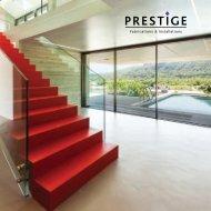 Architectural Brochure Prestige