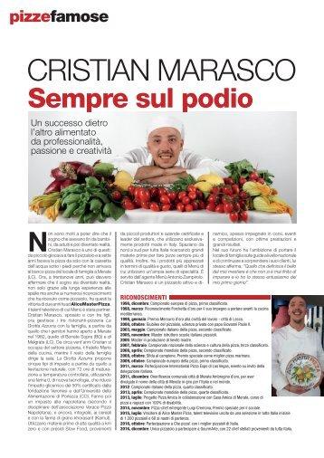 PIZZE FAMOSE | Cristian Marasco
