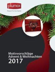 Motivvorlagen Advent & Weihnachten 2017