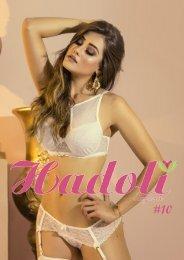 Catálogo Hadoli Lingerie - Coleção 2018 - Edição 10
