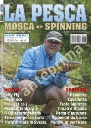 La Pesca Mosca e Spinning 5/2017