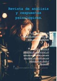 Revista sobre el analisis de conductas sociales
