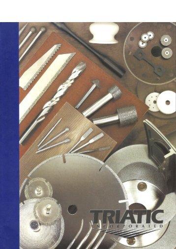 triatic catalogue en