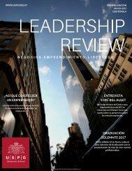 Leadership Review Mayo 2017