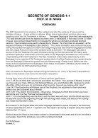 Secrets of Gen 1.1 - Page 4