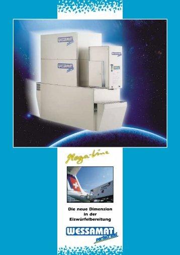 Das Mega-Line-Konzept. - Kältetechnik Rauschenbach GmbH
