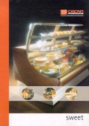 Farbprospekt PDF Sweet 2009 Kuchen - Konditoreitheke 4 Seiten
