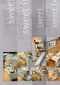 Farbprospekt PDF Sweet 2009 Kuchen - Konditoreitheke 4 Seiten - Seite 2
