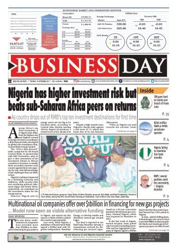 BusinessDay 19 Sep 2017