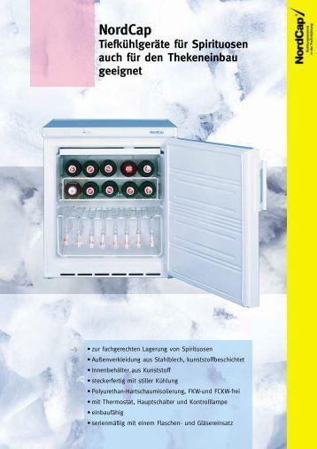 Tolle Nordcap Kühlschrank Fotos - Heimat Ideen - otdohnem.info