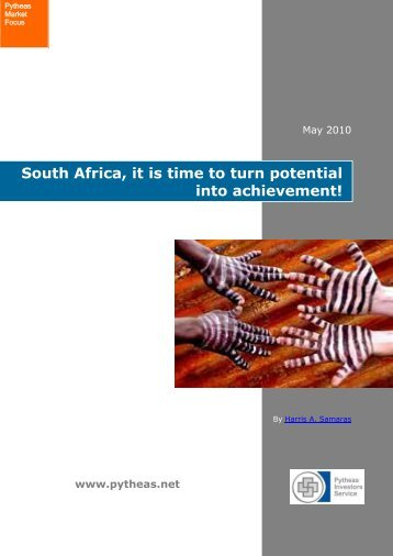 South Africa, it is time to turn potential into achievement!