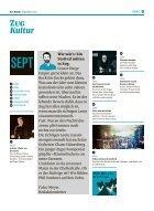 Zug Kultur Magazin - Page 3