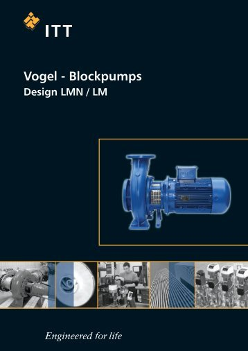 vOGEL pUMP lmn