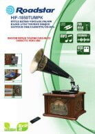 Catalogue Roadstar 2018 - Page 3