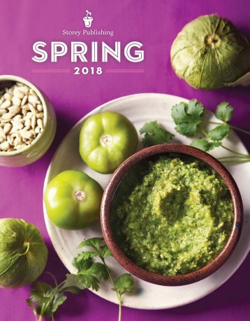 Storey Publishing Spring 18 Catalog