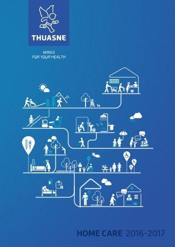 Catálogo Thuasne Homecare Português