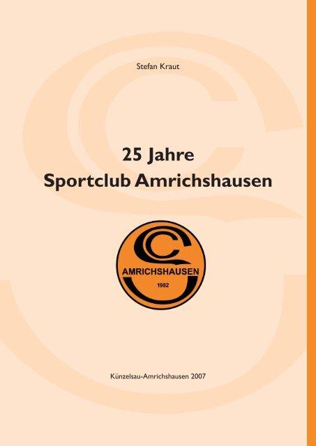 25 Jahre SCA Festschrift