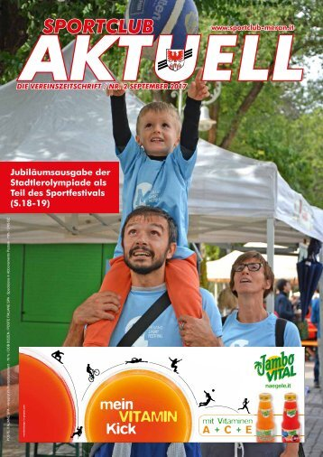 02 September Sportclub Aktuell 2017