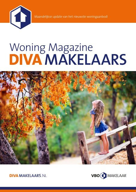 DIVA Woningmagazine #10, oktober 2017