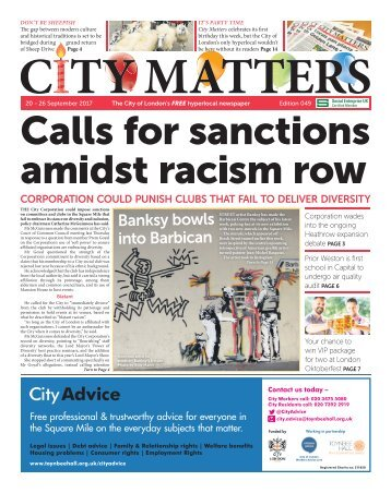 City Matters Edition 049
