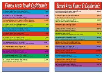 EKMEK ARASI-1