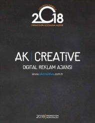 2018 Promosyon Kataloğu - Ak Creative Digital Reklam Ajansı