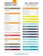 2018 Promosyon Kataloğu - Ak Creative Digital Reklam Ajansı - Page 2