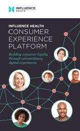 Influence Health's Consumer Experience Platform