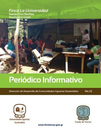 Boletin 022 La Universidad, Santa Cruz Barillas, Huehuetenango