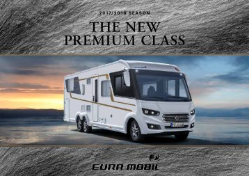 Eura Mobil Katalog 2017-2018
