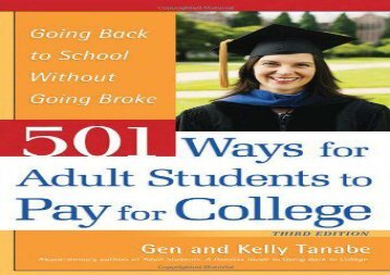 501-Ways-for-Adult-Students-to-Pay-for-College-Going-Back-to-School-Without-Going-Broke