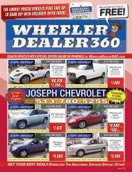 Wheeler Dealer 360 Issue 38, 2017