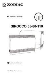 SIROCCO 55-80-110
