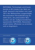 Geschäftsbericht 2001 - Rational - Seite 3