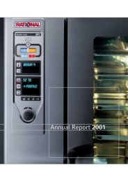 Annual Report 2001 - Rational