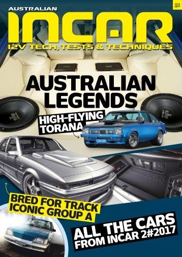 AUSTRALIAN INCAR 2-2017