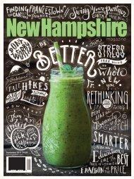New Hampshire Magazine September 2017