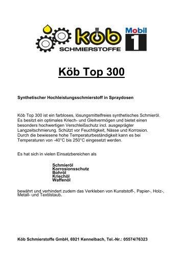 Köb Top 300 PI