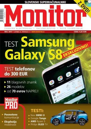 Monitor, Maj 2017