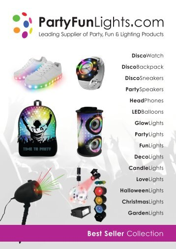 PartyFunLights Catalogue, Low Res. (1)