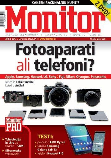 Monitor, April 2017