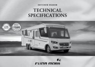 EuraMobil Technical Specification 2018