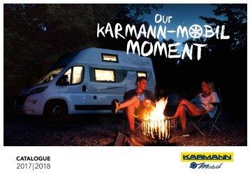 Karmann Mobil Katalog 2017-2018