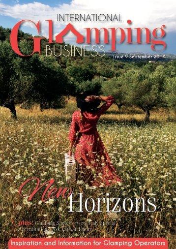 International Glamping Business