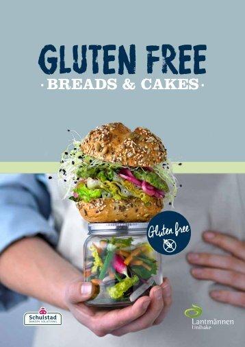 Gluten free breads & cakes
