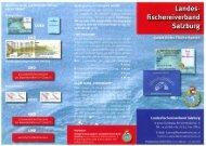 Gesetzliche Fischerkarten - Landesfischereiverband Salzburg